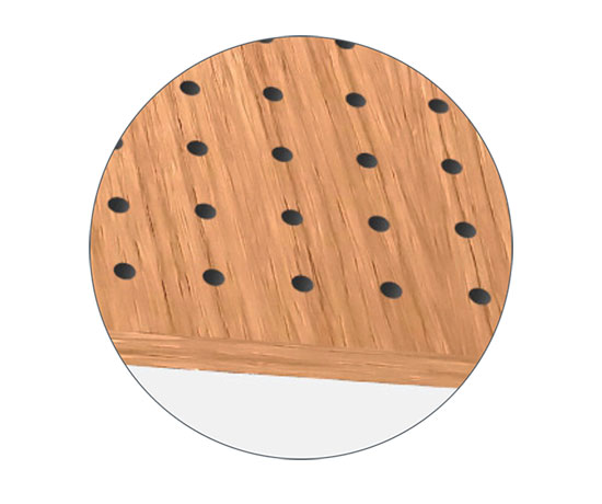 Perforated Acoustic Panels Woodfit Acoustics