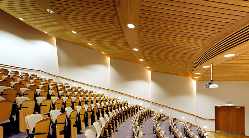 Slatted Systems Woodfit Acoustics